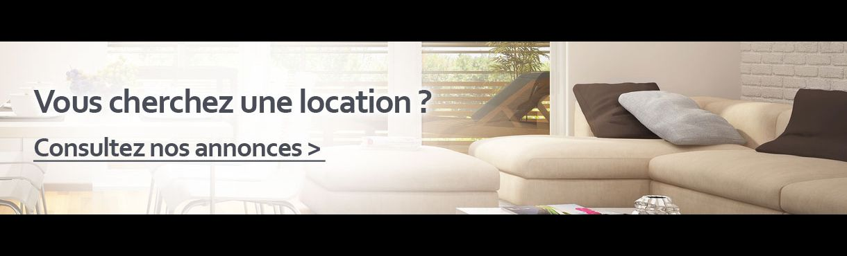 annonces locations immobilières